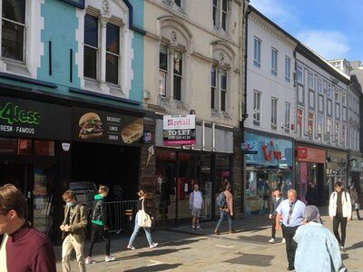 Thumbnail Leisure/hospitality to let in Northumberland Street, Newcastle Upon Tyne