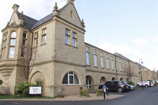 Thumbnail Flat for sale in Crossley Apartments, The Royal, Free School Lane