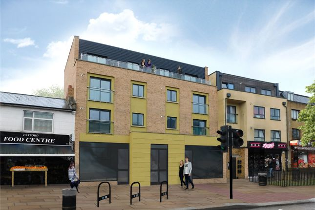 Thumbnail Flat for sale in Rushey Green, Catford
