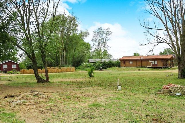 Thumbnail Land for sale in Pentney Lakes, Common Road, Pentney, King's Lynn, Norfolk