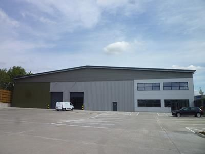 Thumbnail Light industrial for sale in Unit A Plot 9, Newmarket Business Park, St Leger Drive, Newmarket, Suffolk