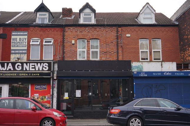 Retail Premises To Let In Stockport Road Levenshulme