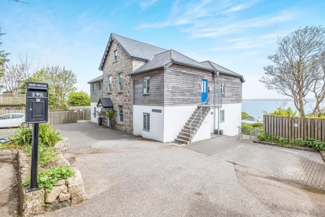 Thumbnail Flat for sale in St Ives Road, Carbis Bay, St Ives