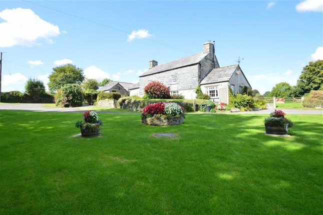 Thumbnail Farm for sale in Lewannick, Launceston, Cornwall