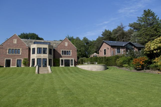 Thumbnail Detached house for sale in Macclesfield Road, Alderley Edge
