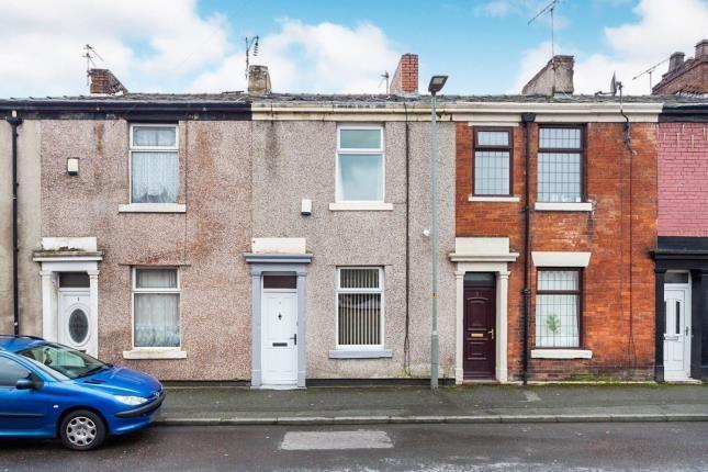 Front of St. Georges Avenue, Blackburn, Lancashire, . BB2