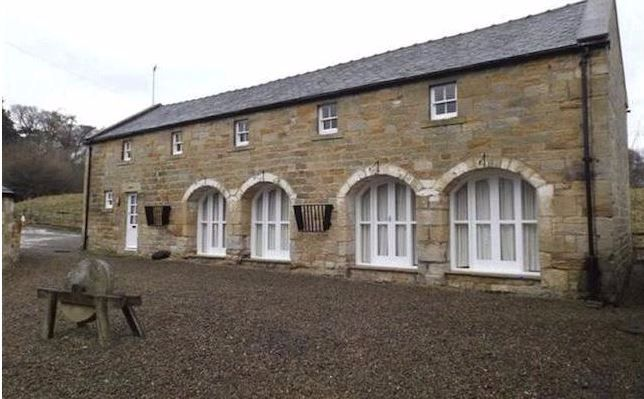 Thumbnail Detached house to rent in The Granary, Mill Farm, Morpeth, Northumberland