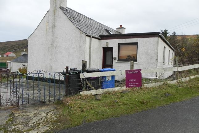 Thumbnail Detached bungalow for sale in 28 Garrygall, Isle Of Barra