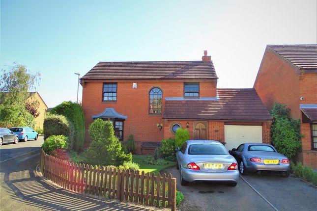 Detached house in  Kingsbridge Crescent  Leicester  West Midlands