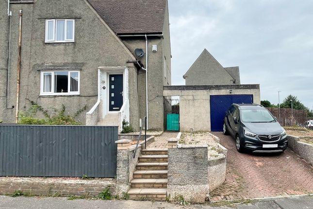Thumbnail Semi-detached house for sale in Morville Crescent, Kilwinning