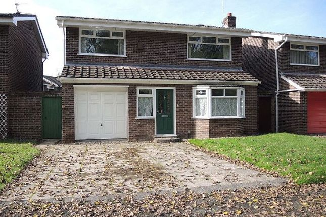 Thumbnail Detached house for sale in Windermere Drive, West Derby, Liverpool