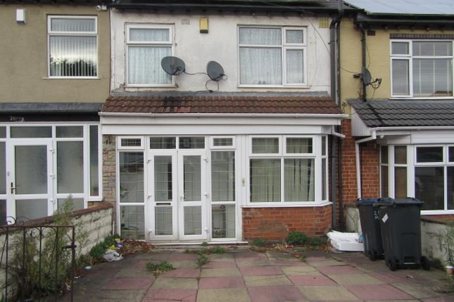 Thumbnail Terraced house to rent in Normandy Road, Aston