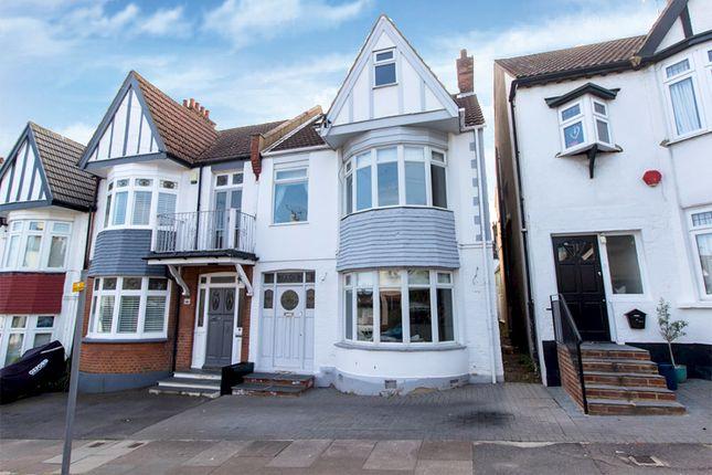 Thumbnail Semi-detached house for sale in Beach Avenue, Leigh-On-Sea