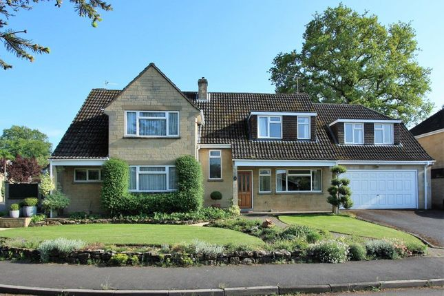 Thumbnail Detached house for sale in Oak Drive, Highworth
