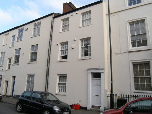 Thumbnail Terraced house to rent in Brunswick Street, Leamington Spa