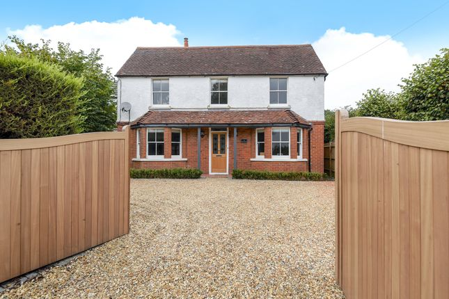 Thumbnail Detached house for sale in Harts Lane, Burghclere