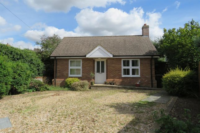 Thumbnail Detached bungalow to rent in Ickwell Road, Northill, Biggleswade