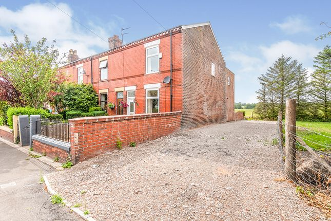 Thumbnail End terrace house for sale in Liverpool Road, Haydock, St. Helens, Merseyside