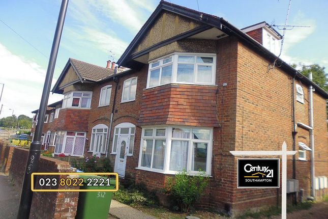 Thumbnail Flat to rent in |Ref: 312B|, Bitterne Road West, Southampton