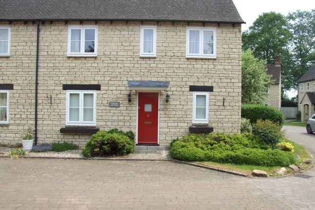 Thumbnail Property to rent in Glissard Way, Bradwell Village, Burford