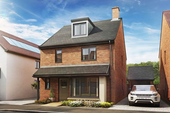 Thumbnail Detached house for sale in Brooklands Cheltenham Road, Evesham