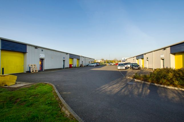Thumbnail Light industrial to let in Culley Court, Orton Southgate