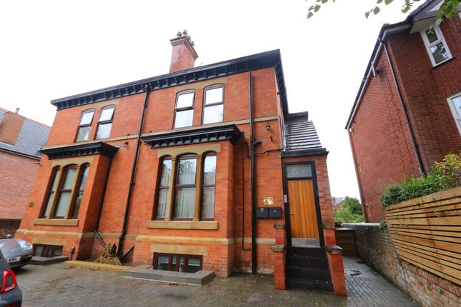 Thumbnail Flat to rent in Parsonage Road, Stockport