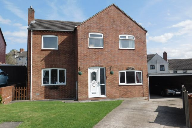 Thumbnail Detached house for sale in Harrow Road, Swadlincote