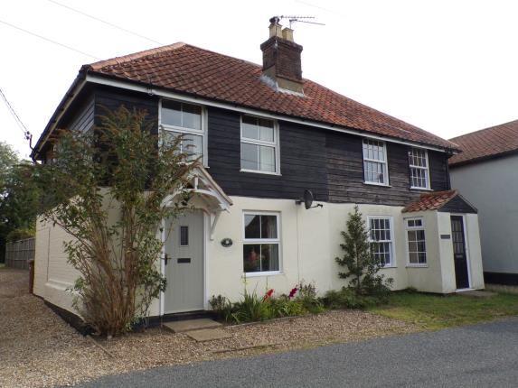 Thumbnail Semi-detached house for sale in Colkirk, Fakenham