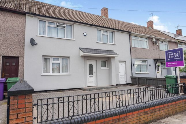 Thumbnail Terraced house for sale in Redruth Road, Liverpool