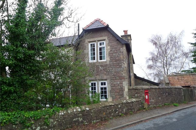 Thumbnail Semi-detached house to rent in The Old School House, Earlswood, Chepstow, Monmouthshire