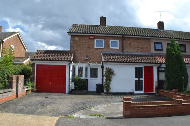 Thumbnail Terraced house for sale in Whitmore Way, Basildon