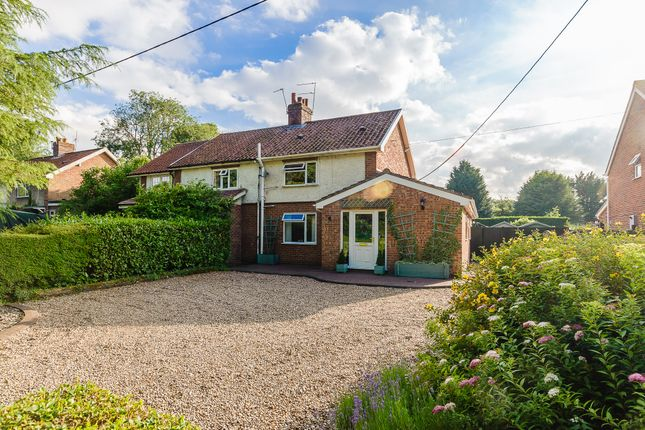 Thumbnail Semi-detached house for sale in The Oaks, Colton, Norwich