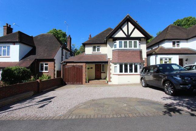Thumbnail Detached house for sale in Furzedown Road, Sutton