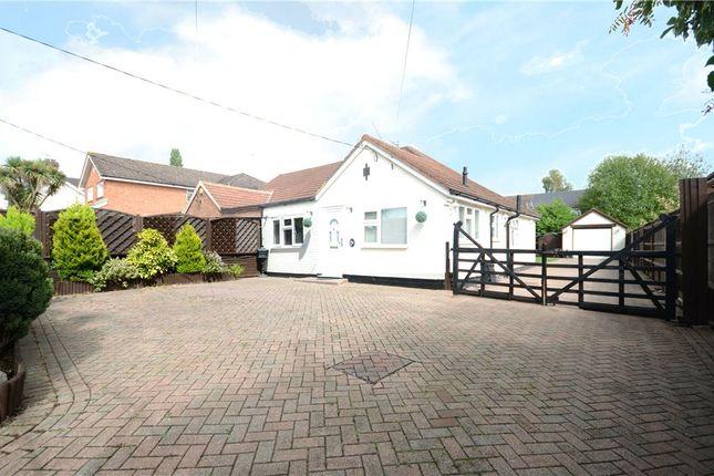 Thumbnail Semi-detached bungalow for sale in Owlsmoor Road, Sandhurst, Berkshire