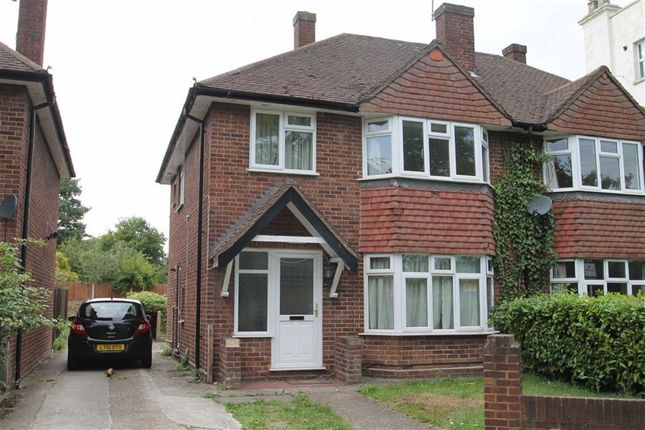 5 bed semi-detached house to rent in Cleveland Road, Uxbridge