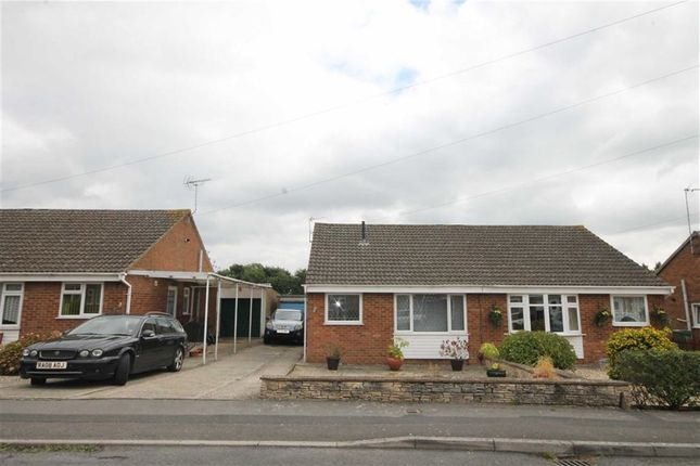Thumbnail Semi-detached bungalow to rent in Coleridge Close, Swindon, Wilts