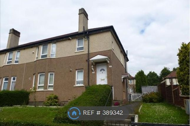 Thumbnail Maisonette to rent in Broadholm Street, Glasgow