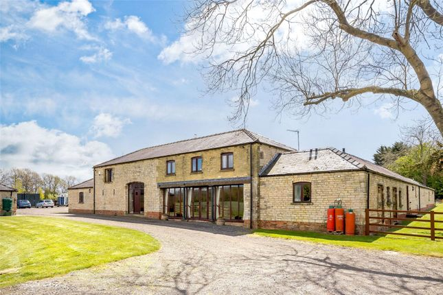 Thumbnail Equestrian property for sale in The Old Granary, Main Street, Ashby De La Launde, Lincoln