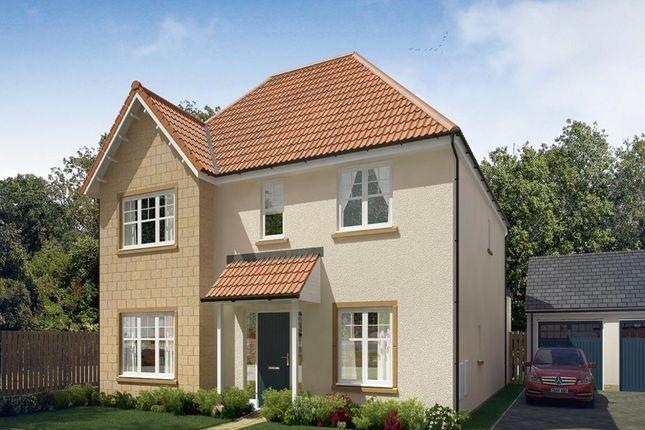 Thumbnail Detached house for sale in Burnell Park, Haddington