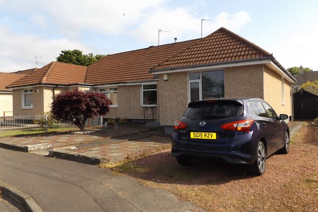 Thumbnail Bungalow for sale in The Glebe, Dreghorn