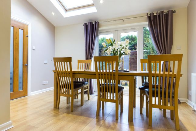 Dining Room of Rushmoor Gardens, Calcot, Reading RG31
