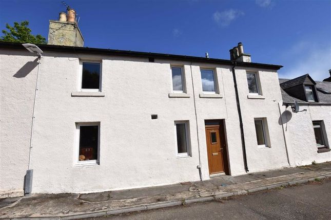 Thumbnail Terraced house for sale in Academy Street, Brora, Sutherland