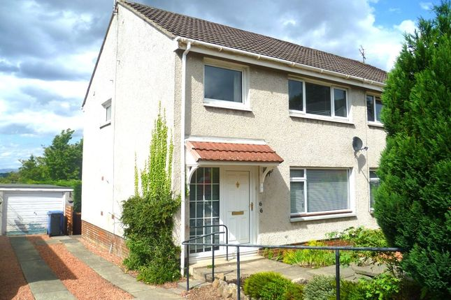 Thumbnail Semi-detached house to rent in Priory Road, Linlithgow