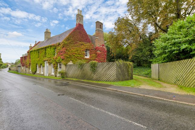 Thumbnail Farmhouse for sale in The Pond, Station Road, Haddenham, Ely