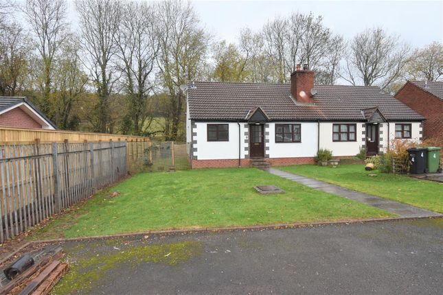 2 bed semi-detached bungalow to rent in Heliston Place, Pontrilas, Hereford HR2