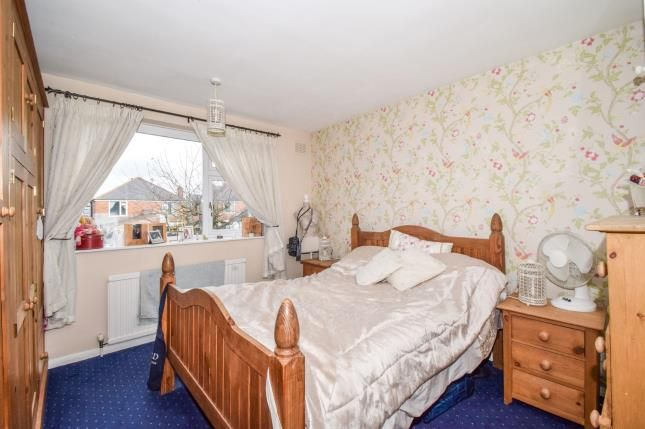 Master Bedroom of Wellington Street, Syston, Leicester, Leicestershire LE7