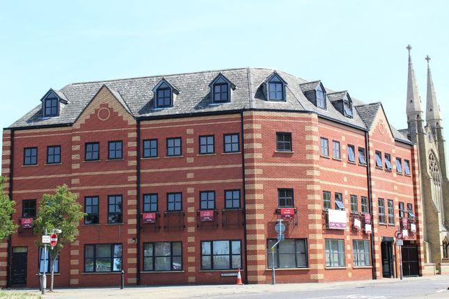 Studio to rent in Westgate, Peterborough PE1
