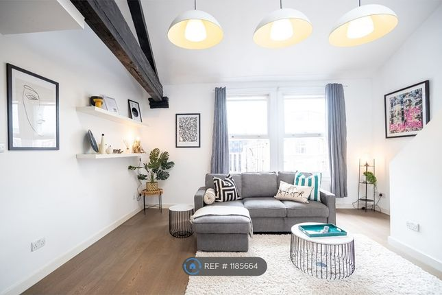 Thumbnail Flat to rent in Great Eastern Street, London