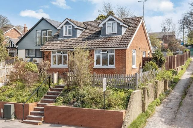 Thumbnail Detached house for sale in Cupernham Lane, Romsey, Hampshire